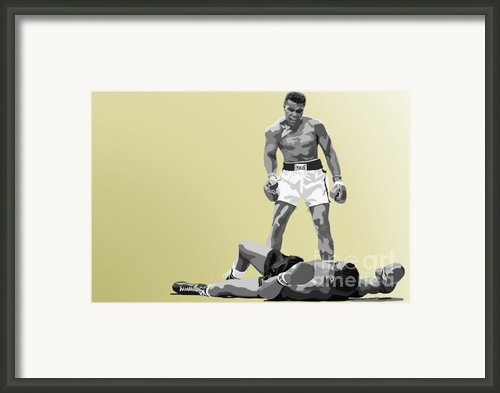 059. Float Like A Butterfly Framed Print By Tam Hazlewood