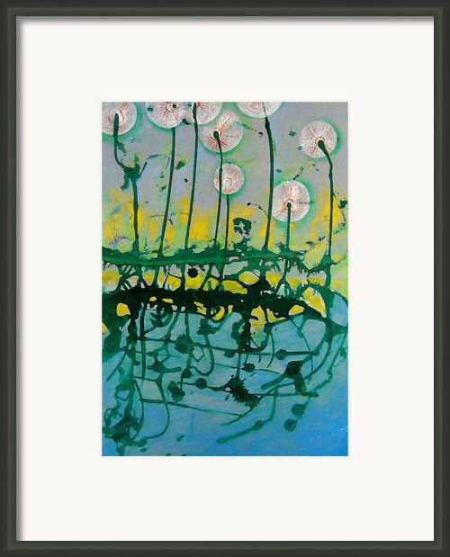 A Dream Framed Print By Nina Mirhabibi