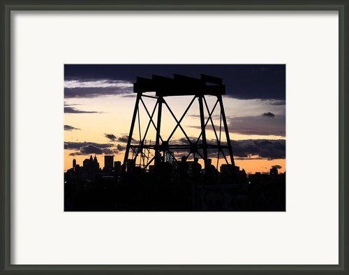 After Irene Framed Print By Nina Mirhabibi