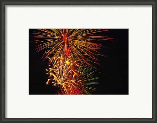 American Pride Framed Print By Joshua Dwyer