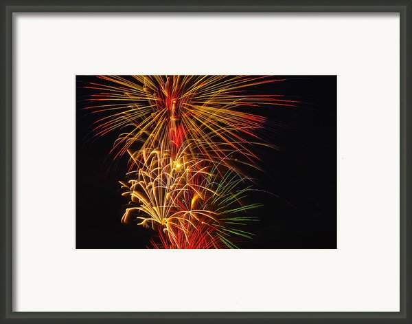 American Pride Framed Print By Joshua Dwyer