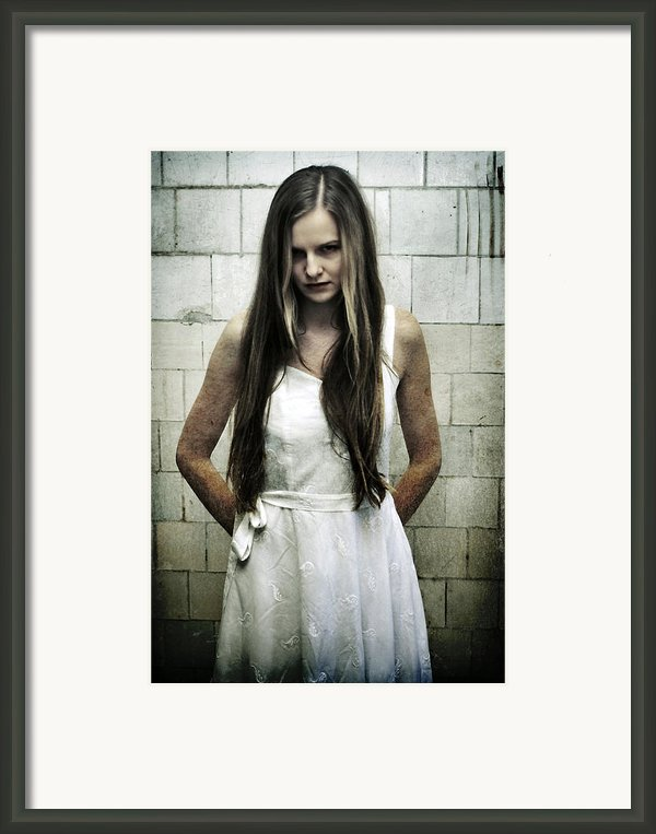 Angel Framed Print By Pawel Piatek