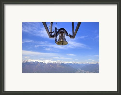 Bell In Heaven Framed Print By Joana Kruse