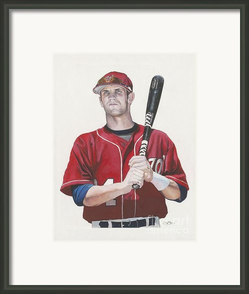 Bryce And The Fat Chik Framed Print By Jason Yoder