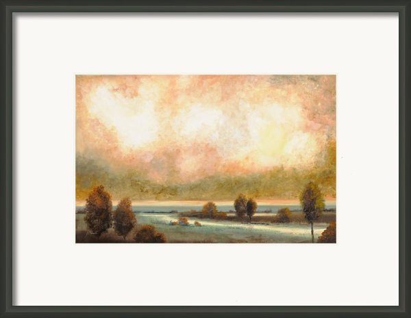 Calor Bianco Framed Print By Guido Borelli