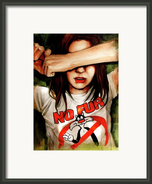 Carolyn Framed Print By Terry Montimore