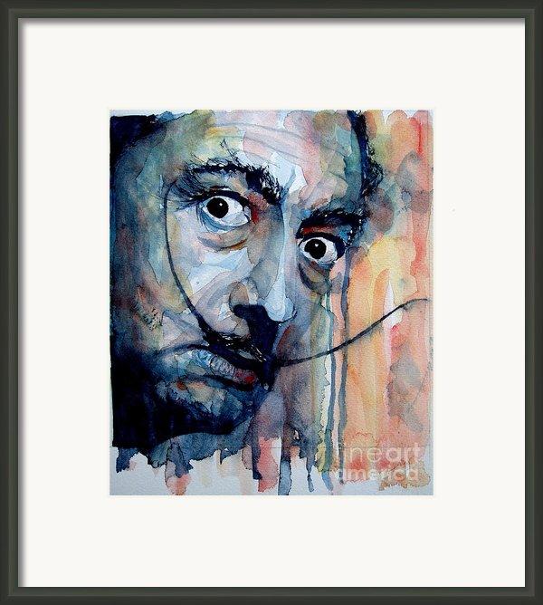Dali Framed Print By Paul Lovering
