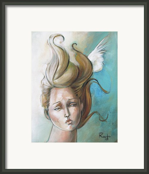 Day Framed Print By Jacque Hudson-roate