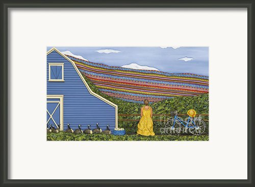 Dream Cycle Framed Print By Anne Klar