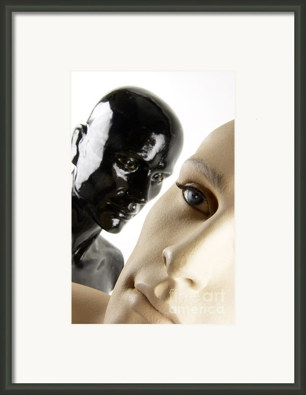 Dummies Framed Print By Bernard Jaubert