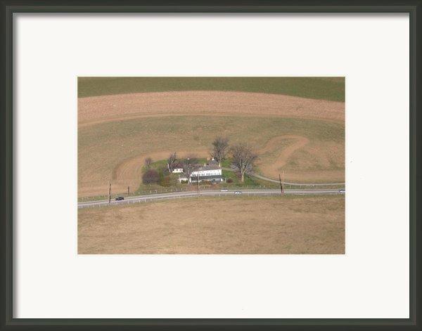 Erdenheim Farm Framed Print By Duncan Pearson