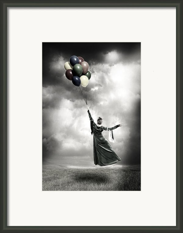 Floating Framed Print By Joana Kruse
