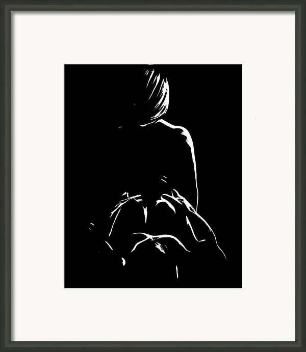 Good Vibrations Framed Print By Stefan Kuhn