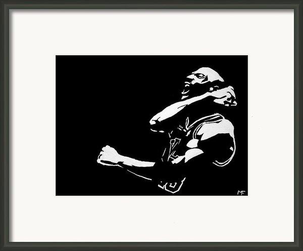Greatness Framed Print By Matthew Formeller