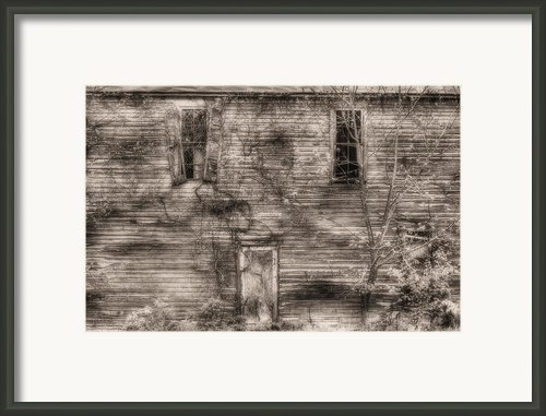 Haunting  Framed Print By Jc Findley