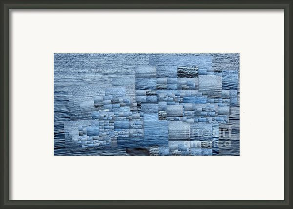 In The Same Boat Framed Print By Pauli Hyvonen