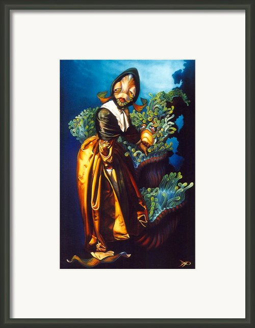 Love Thine Anemone Framed Print By Patrick Anthony Pierson