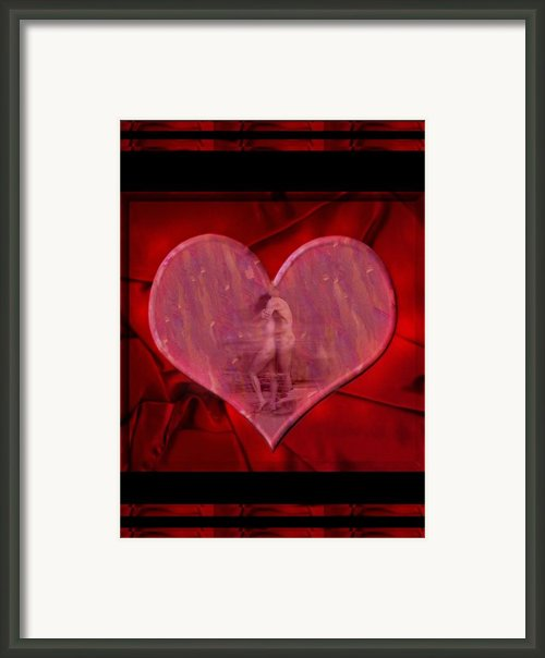 My Hearts Desire Framed Print By Kurt Van Wagner