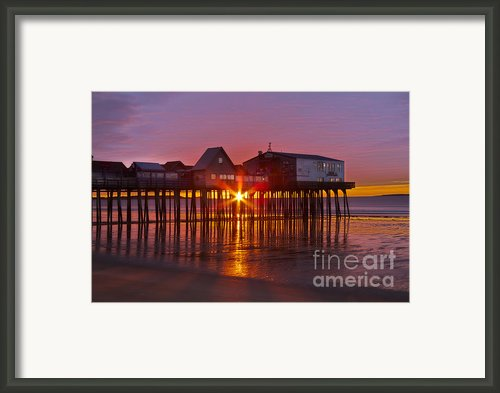 New Day Dawning Framed Print By Brenda Giasson