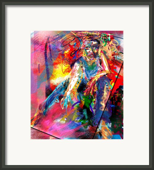 Part Of It In It Framed Print By James Thomas