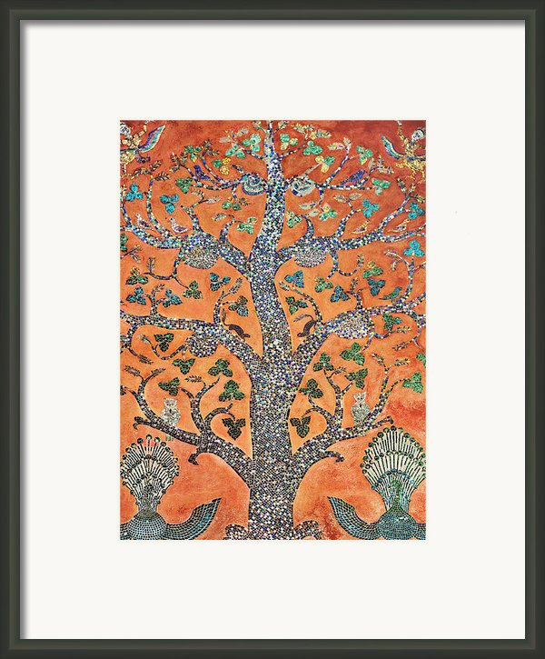 Pattern Of Art In Asia Framed Print By Setsiri Silapasuwanchai