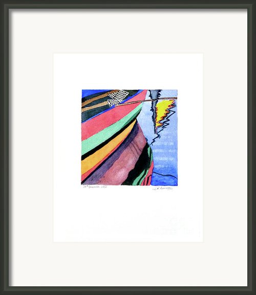 Reflections Framed Print By Godwin Cassar