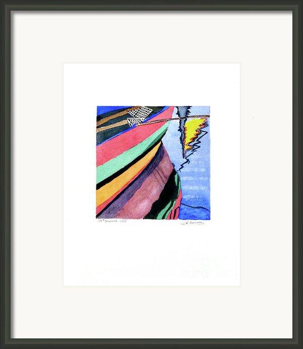 Reflections Framed Print By Godwin Cassar