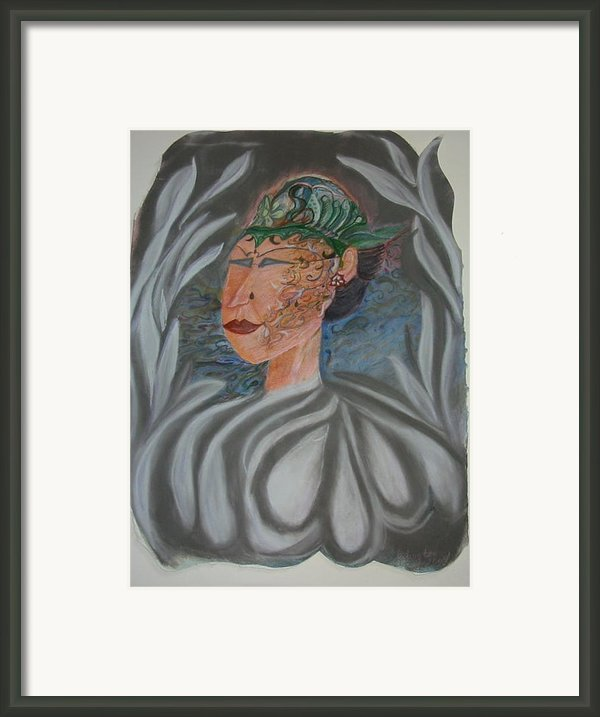 Tattoo You Framed Print By Marian Hebert