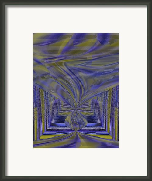 Tempest Framed Print By Tim Allen