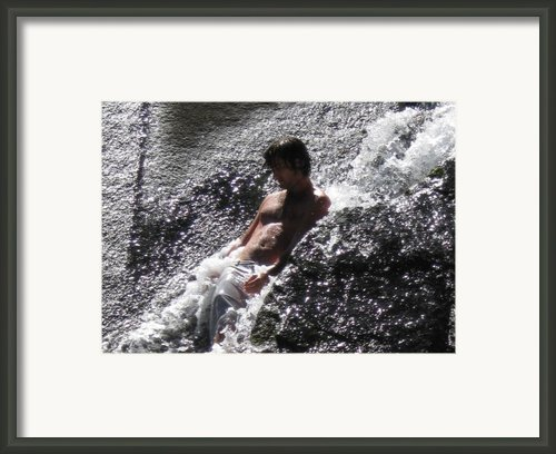 The Days Framed Print By Louie Rochon