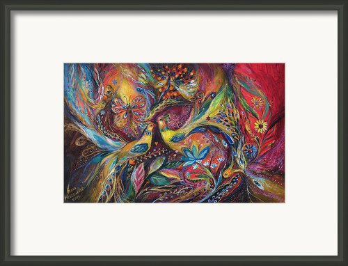 The Elegy Framed Print By Elena Kotliarker