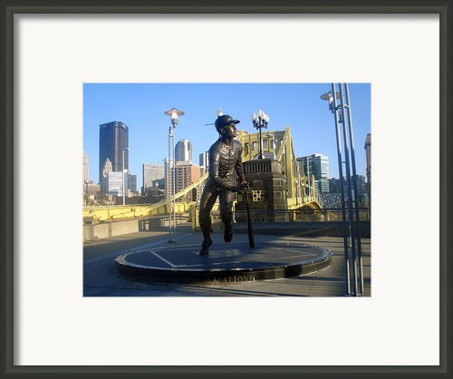 The Great One Framed Print By Deso Nellski