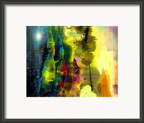 The Three Kings Framed Print By Miki De Goodaboom