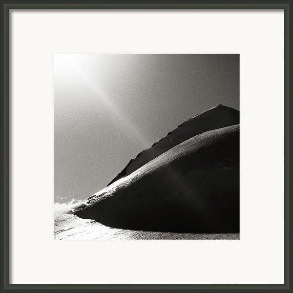 Western Plateau Framed Print By Konstantin Dikovsky