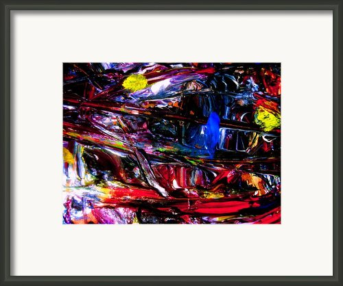 What Is Art Framed Print By Allen N Lehman