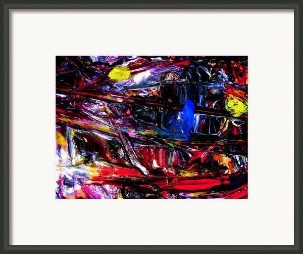 What Is Art Framed Print By Allen N Lehman