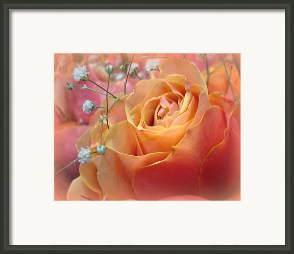 When I Dream Of You Framed Print By Kathy Bucari