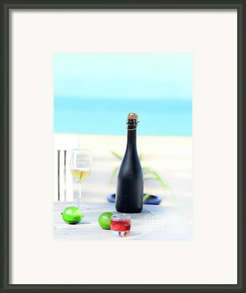 Wine  Framed Print By Mothaibaphoto Prints