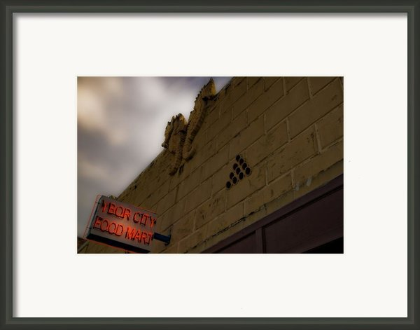 Ybor City Framed Print By Patrick  Flynn