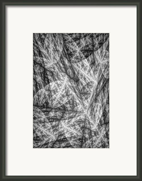 Yin Framed Print By Kerry Mitchell