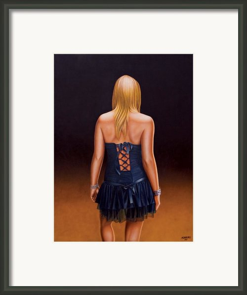 Youth And Beauty Framed Print By Horacio Cardozo