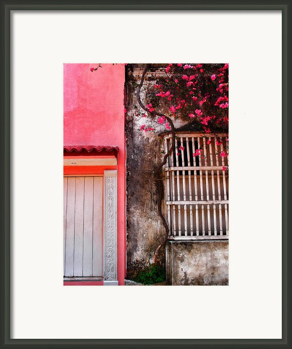 10b-30b Framed Print By Skip Hunt