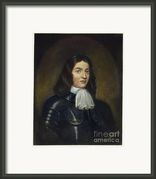 William Penn (1644-1718) Framed Print By Granger