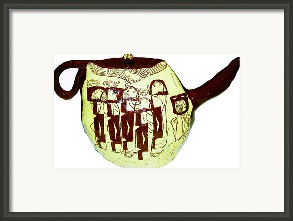 Wise Virgins Framed Print By Gloria Ssali