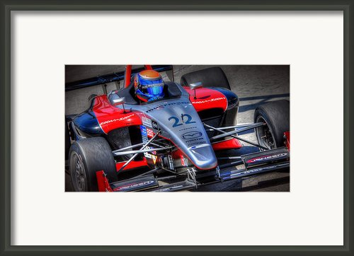 Lbgp Framed Print By Craig Incardone