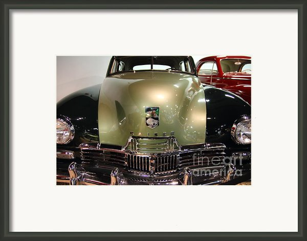1947 Kaiser Framed Print By Wingsdomain Art And Photography