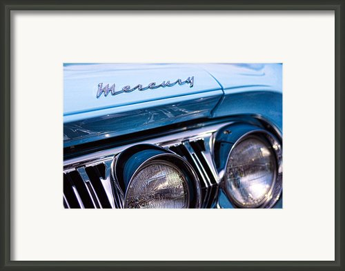 1964 Mercury Park Lane Framed Print By Gordon Dean Ii