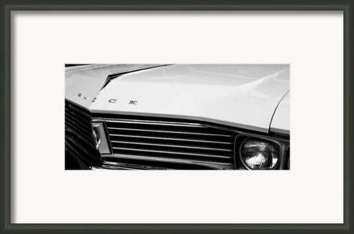 1967 Buick Station Wagon Framed Print By Michelle Calkins