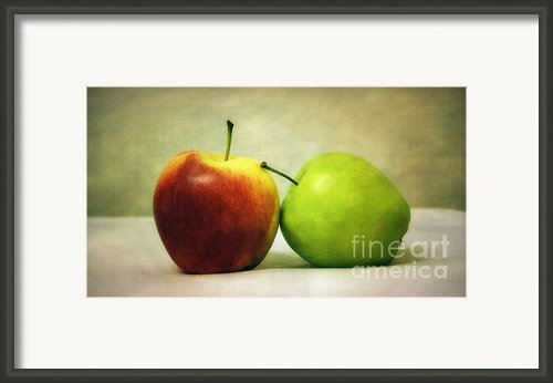 Apples Framed Print By Kristin Kreet