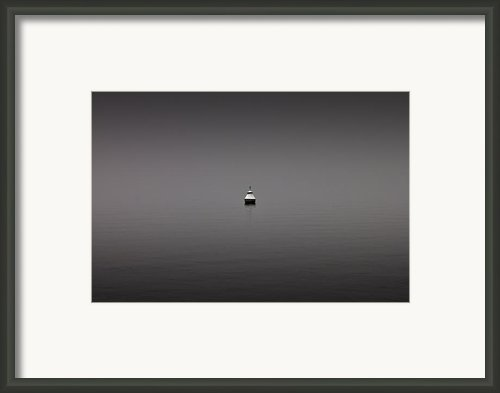 Buoy Framed Print By Joana Kruse